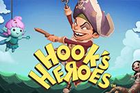 Hook's Heroes в Вулкане Удачи