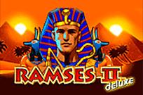 Ramses II Deluxe в Вулкане Удачи