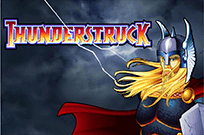 Thunderstruck в Вулкане Удачи