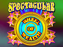 Онлайн-автомат Спектральное Колесо Богатства