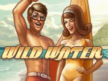 Онлайн-автомат Дикая Вода