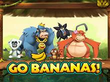 На деньги Вперед Бананы в казино Вулкан