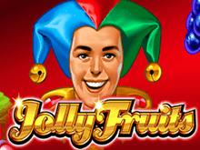 Играть в игровые автоматы онлайн на деньги Jolly Fruits